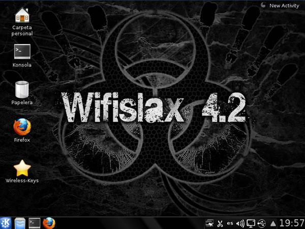 Como instalar Wifislax en una memoria USB