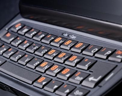 8 móviles con Android y teclado físico QWERTY