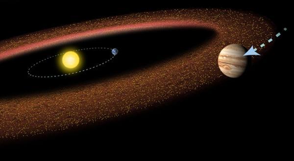 Cinturón de asteroides, son la clave para el desarrollo de la vida en otros planetas
