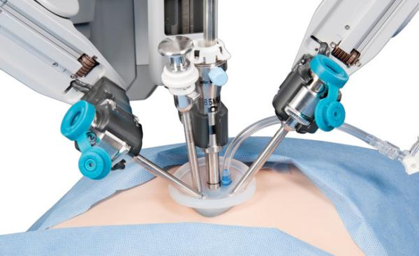 La cirugía del futuro será realizada por sistemas robóticos
