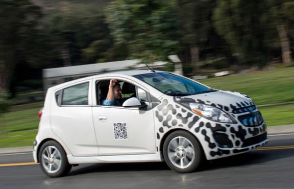Chevrolet Spark EV un coche eléctrico compacto que tiene más torque que un Ferrari