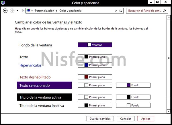 """Como activar """"simular"""" Aero Glass en Windows 8 sin usar ningún programa"""