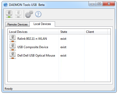 Compartir pendrive, impresora, cámara web y otros dispositivos USB en tu red local con DAEMON Tools USB
