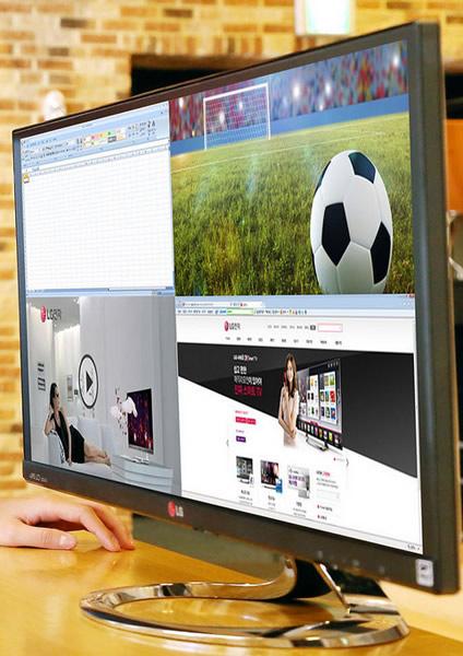 Monitor LG EA93 panorámico de 21:9