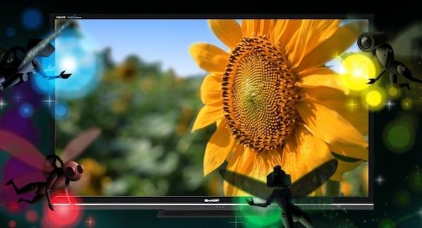 Sharp presenta monitor PN-K321 de 32 pulgadas con resolución 4k