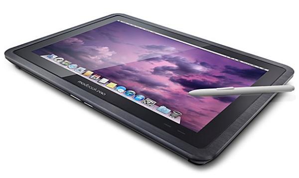 La Tablet Modbook Pro, una modificación del MacBook Pro dobla sus capacidades técnicas
