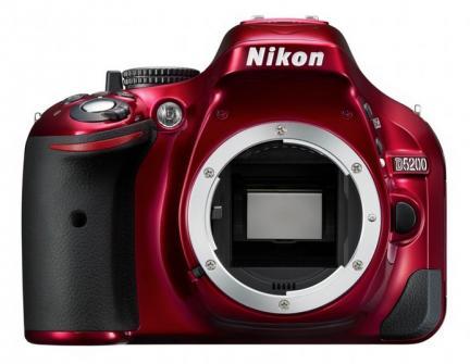 Nikon D5200 DSLR