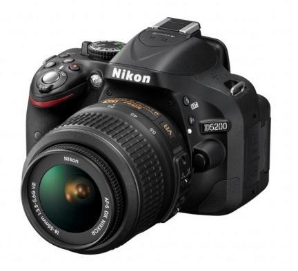 Nikon presenta su nueva cámara la D5200 DSLR