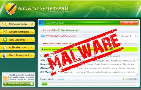 Antivirus Falsos (Rogue)