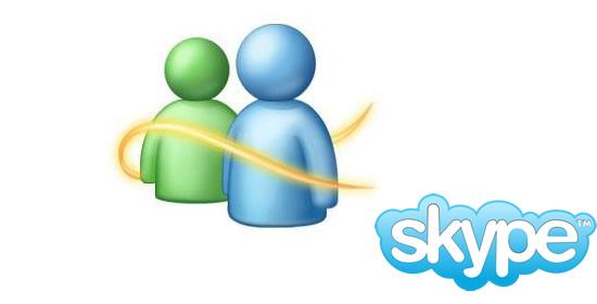 Skype podría ocupar el lugar de Windows Live Messenger, según rumores