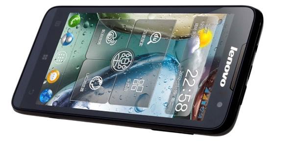 Smartphone P770 de Lenovo