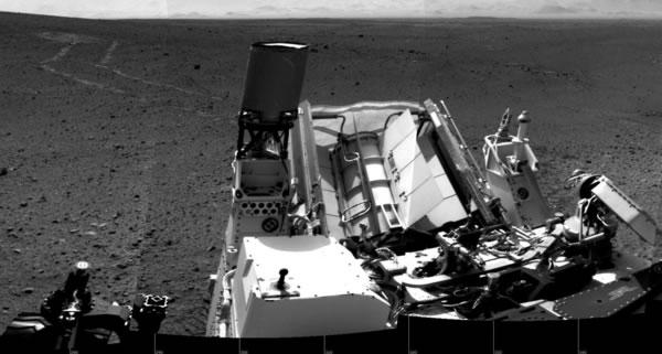 Curiosity puede haber encontrado información valiosa sobre Marte que pasara a la historia
