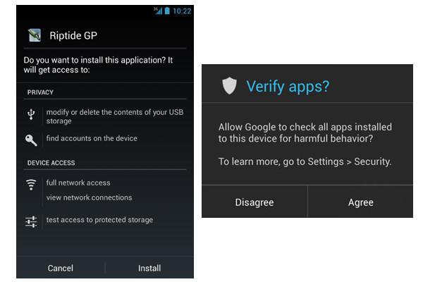 Android realizara un análisis en busca de malware en las apps