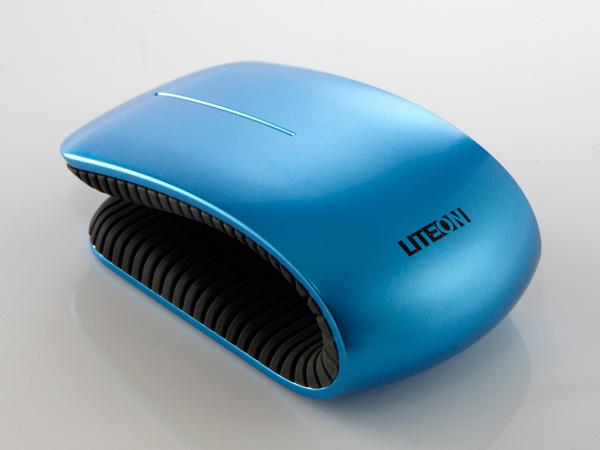 Clip Mouse, un nuevo diseño de ratón para el ordenador