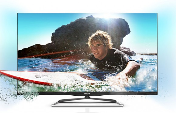 Philips 6900 series Smart TV, el televisor de Philips sin marco