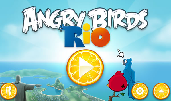Descargar Angry Birds Rio para Windows, iPhone y Android