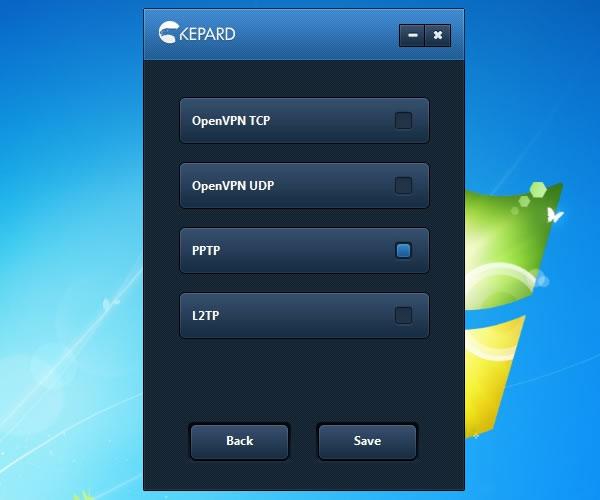 Redes privadas virtuales con Kepard