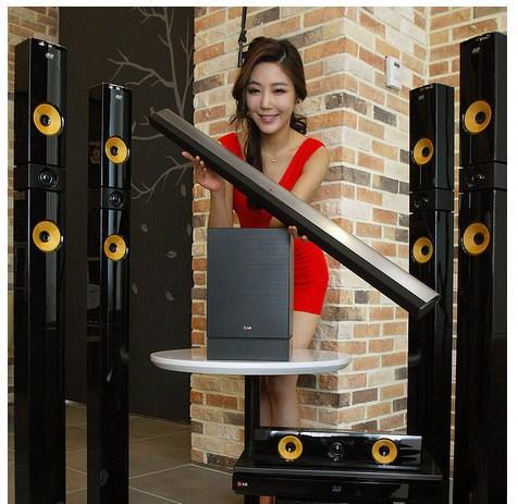 LG presentará en el CES 2013 su nueva línea de audio y video