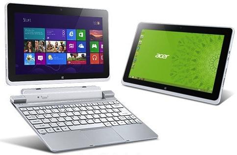 Tablets con Windows 8 y chips Intel tienen un rendimiento superior a la Tablet Surface