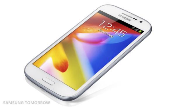 Galaxy Grand es revelado por Samsung