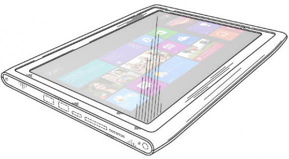 Tablet con un teclado especial para permitir que la autonomía de la batería sea mayor