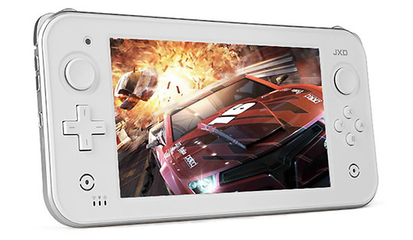 Tablet china copia el modelo del control del GamePad de Wii U