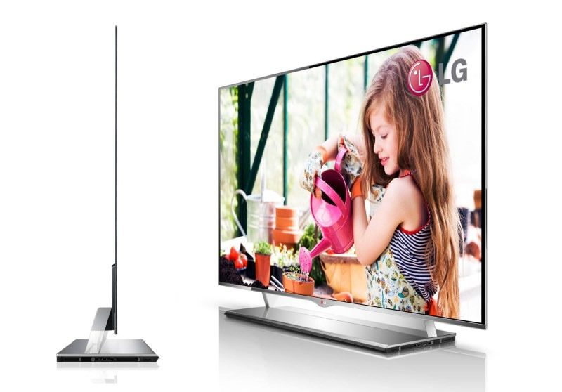 Televisor HDTV con pantalla OLED de 55 pulgadas de LG