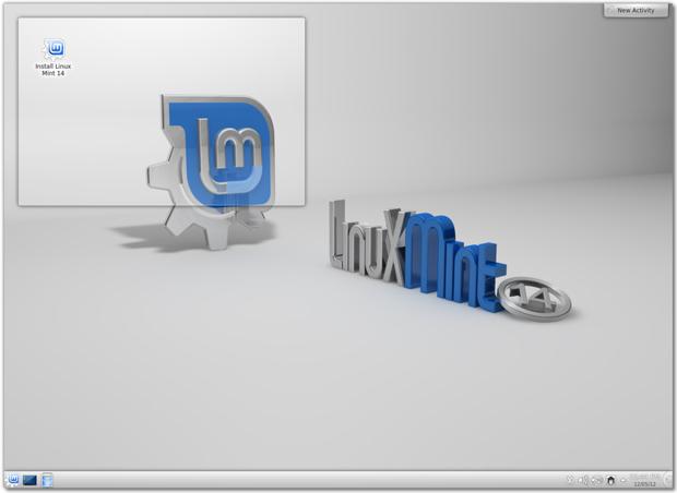El lanzamiento de la versión KDE completa la edición de Linux Mint 14
