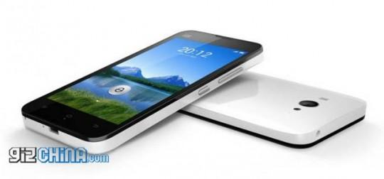 Smartphone chino Xiaomi M3