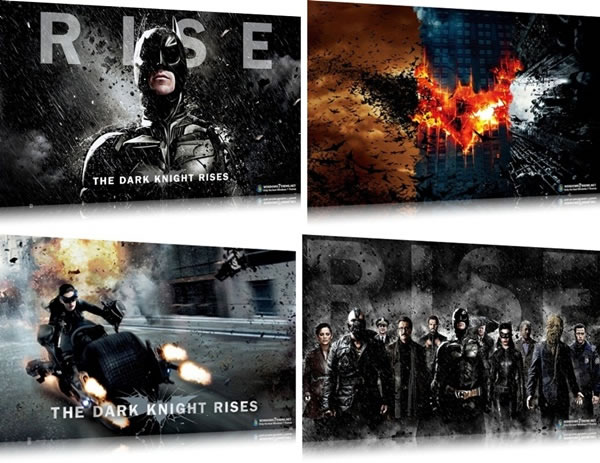 Batman: The Dark Knight Rises Theme