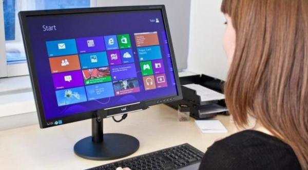 Controlar Windows 8 con los ojos – tecnología seguimiento ocular Tobii Rex
