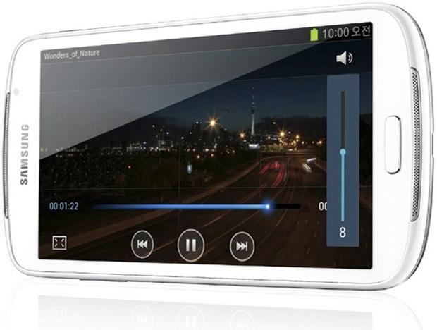"""Galaxy Fonblet 5.8 """"GT-I9152"""" dual sim de Samsung"""