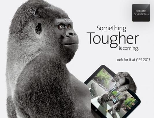 Gorilla Glass 3 más resistente a los arañazos que la generación anterior