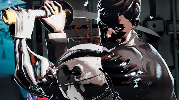 Killer is Dead, nuevo juego de acción para la Xbox 360 y PlayStation 3