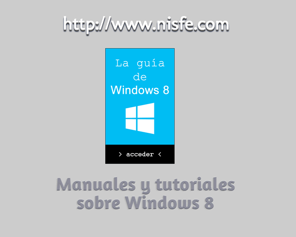 La guía de Windows 8