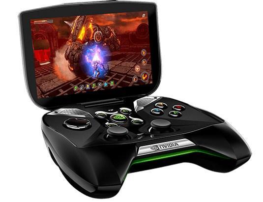 Project Shield de NVIDIA, una nueva consola portátil para juegos – CES 2013