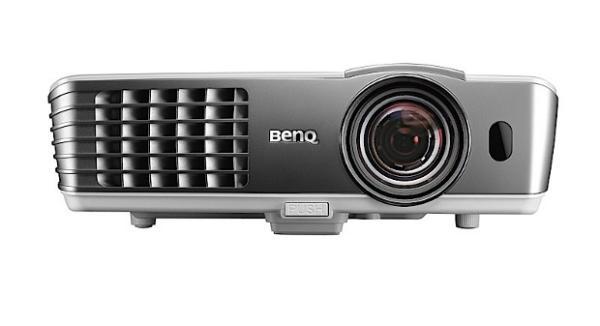 Proyectores 3D de BenQ W1070 y W1080ST presentados en el CES 2013