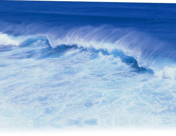Tema panorámico para Windows 8: Waves Panoramic Windows 8 Theme