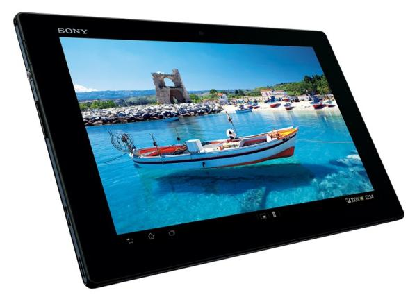 Xperia Tablet Z de Sony  con Android Jelly Bean