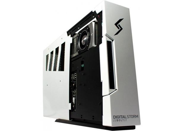 GeForce GTX Titan está presente en el desktop para gamers más delgado del mundo