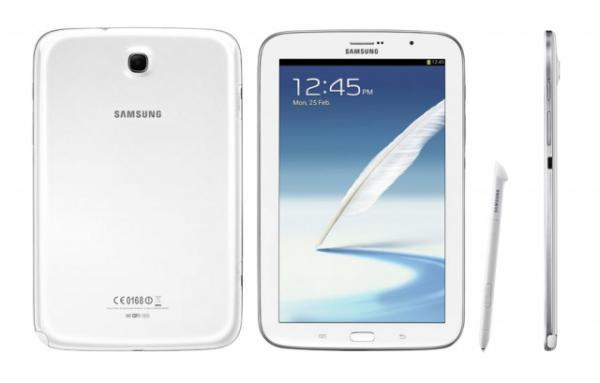 Galaxy Note 8.0 también realiza llamadas