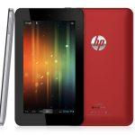 HP Slate 7, una tablet de bajo precio para competir con la Nexus 7