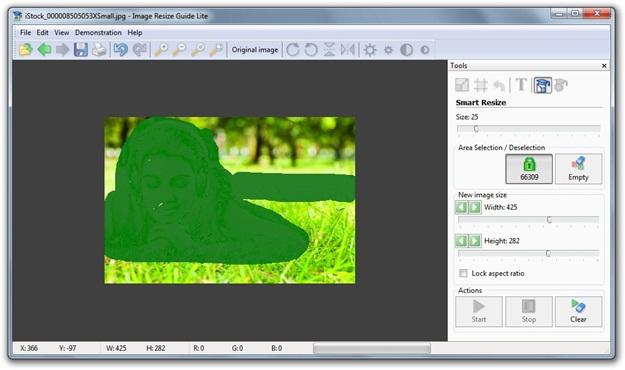 Cambiar el tamaño de tus imágenes y fotografías con unos clics - Image Resize Guide Lite