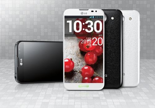 LG Optimus G Pro comienza a ser comercializado en Corea del Sur
