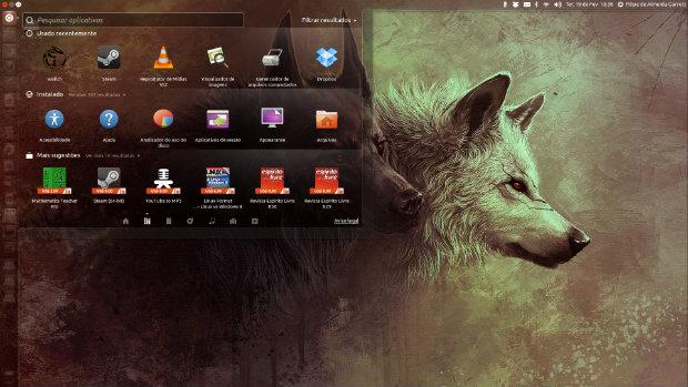 Ubuntu 13.04 tendrá el modo incognito para realizar búsquedas vida Dash