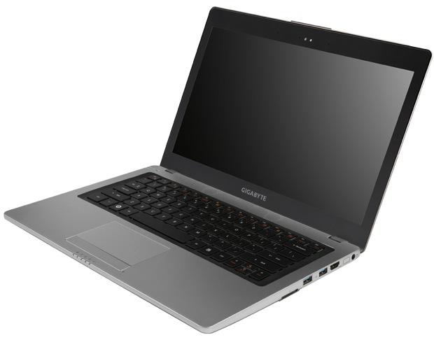Ultrabook U2442 Extreme de Gigabyte con tarjeta Geforce GT 650M es anunciado