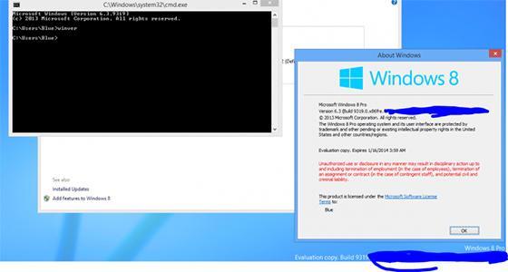 Windows Blue con Kernel 6.3 – rumores sobre la actualización de Microsoft