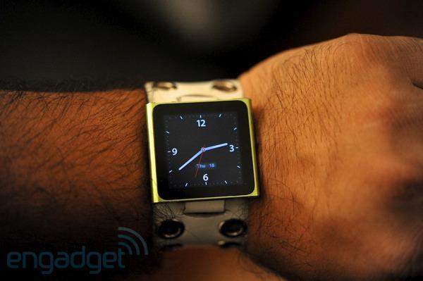 Apple puede lanzar un reloj con iOS y pantalla curvada