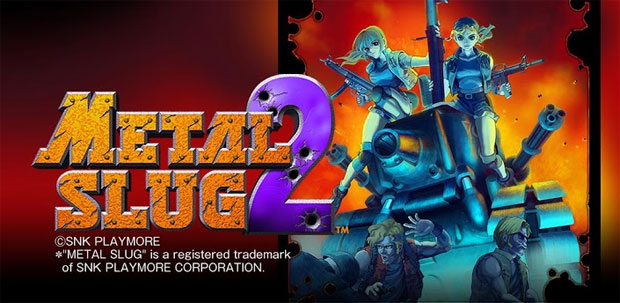 Metal Slug 2 para Android, ya puedes jugar a este clásico