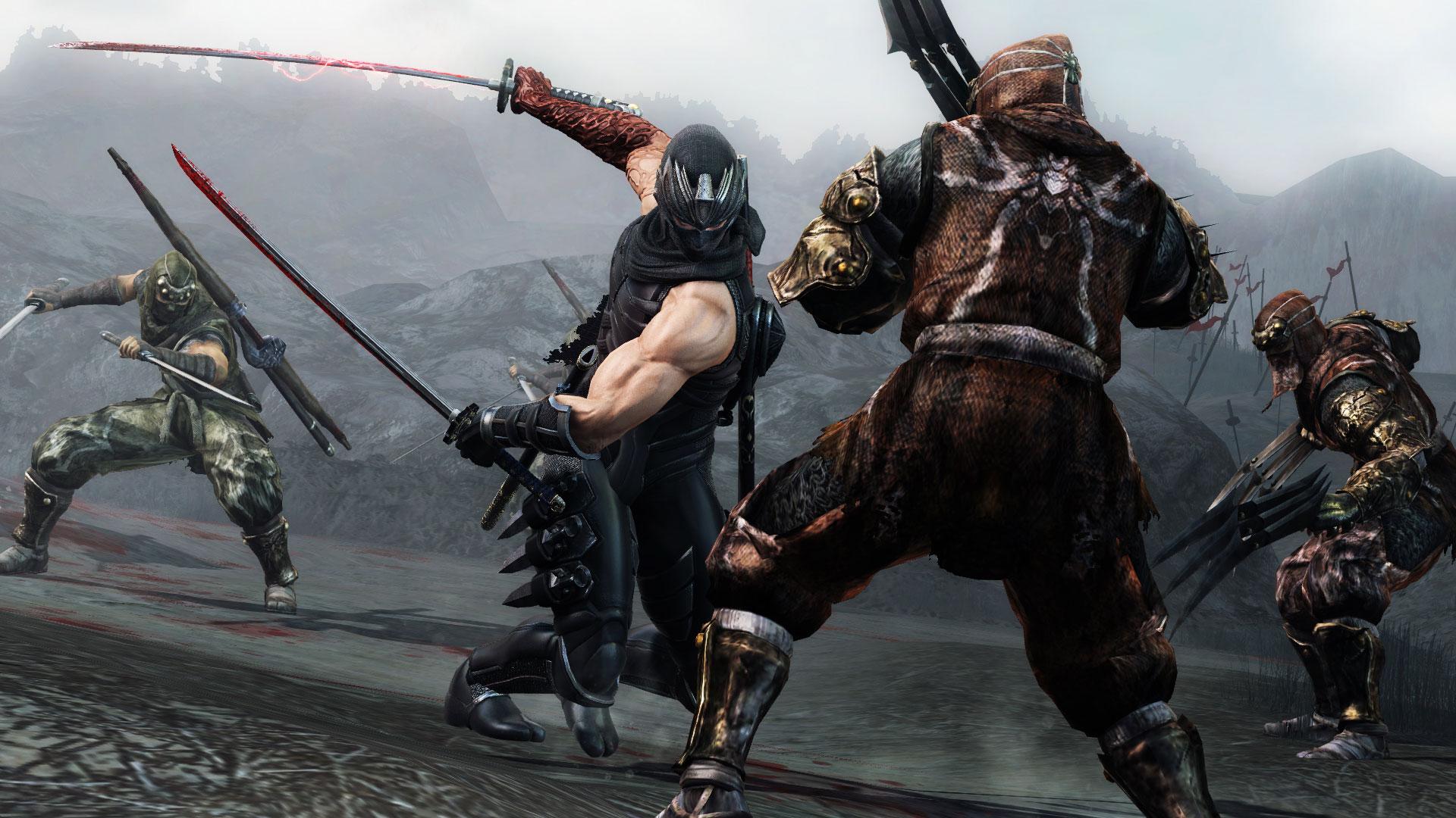 La PS3 y la Xbox 360 tendrán el juego Ninja Gaiden 3: Razor's Edge